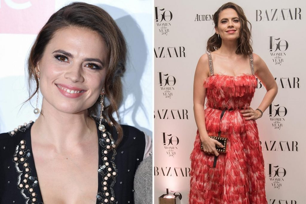 Hayley Atwell nude selfie leaked on X-rated Iranian