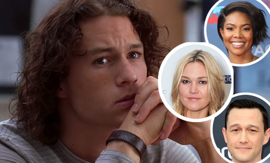 10 Things I Hate About You Fashion: '10 Things I Hate About You' Cast Remembers Heath Ledger