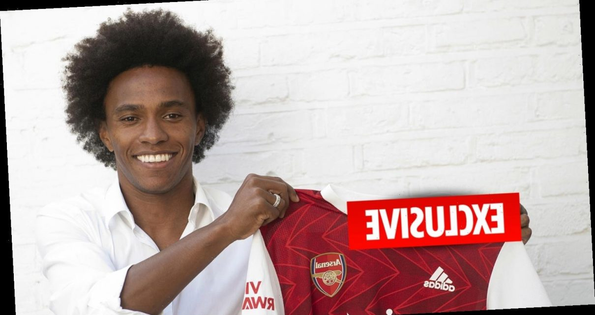 Willian agrees three-year deal with Arsenal - Graphic Online