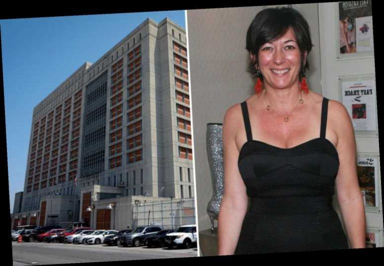 Ghislaine Maxwell asks to be housed with other prisoners