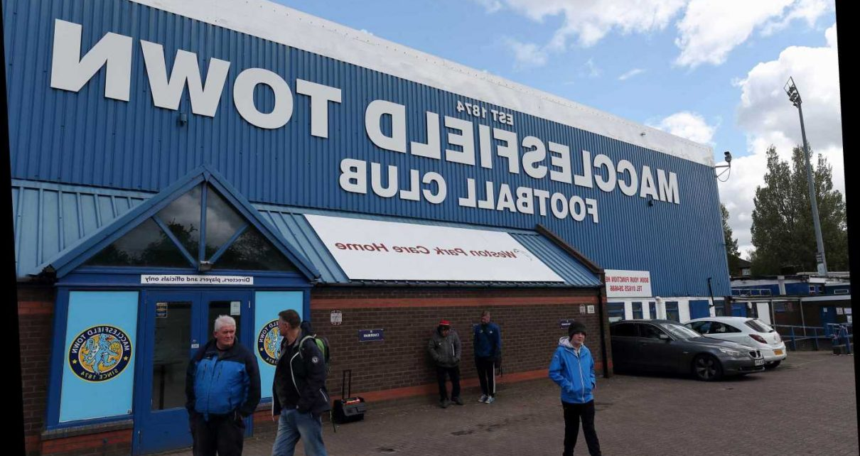 macclesfield town - photo #15
