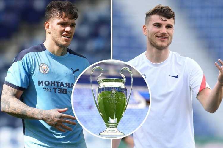 Chelsea vs Man City - Champions League final FREE: Stream ...